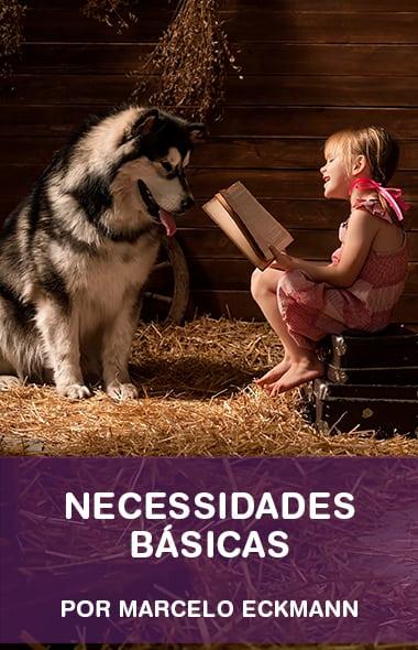 Necessidades básicas - O que o seu cachorro precisa para ser feliz?