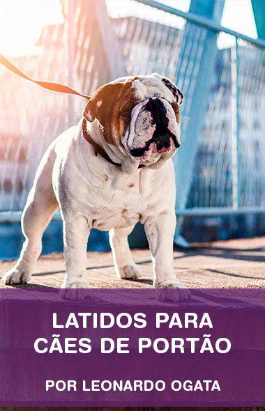 Latidos para cães de portão