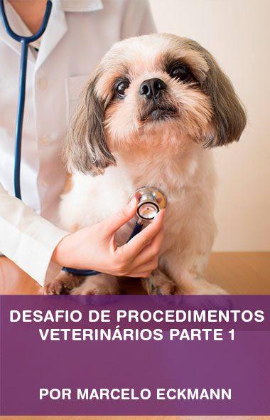 Desafio de procedimentos veterinários - Parte 1