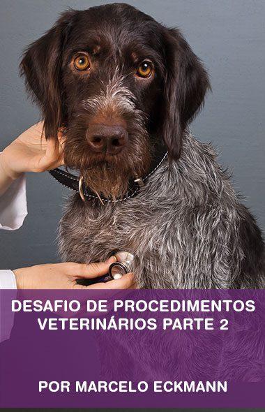 Desafio de procedimentos veterinários - Parte 2